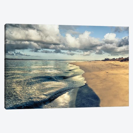 Lincoln City Canvas Print #MPH78} by MScottPhotography Canvas Art