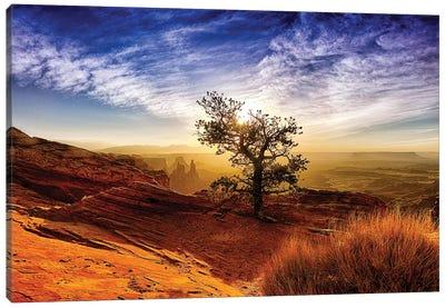 Moab Canvas Art Print