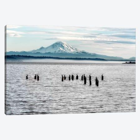 Mount Rainier Canvas Print #MPH94} by MScottPhotography Canvas Print
