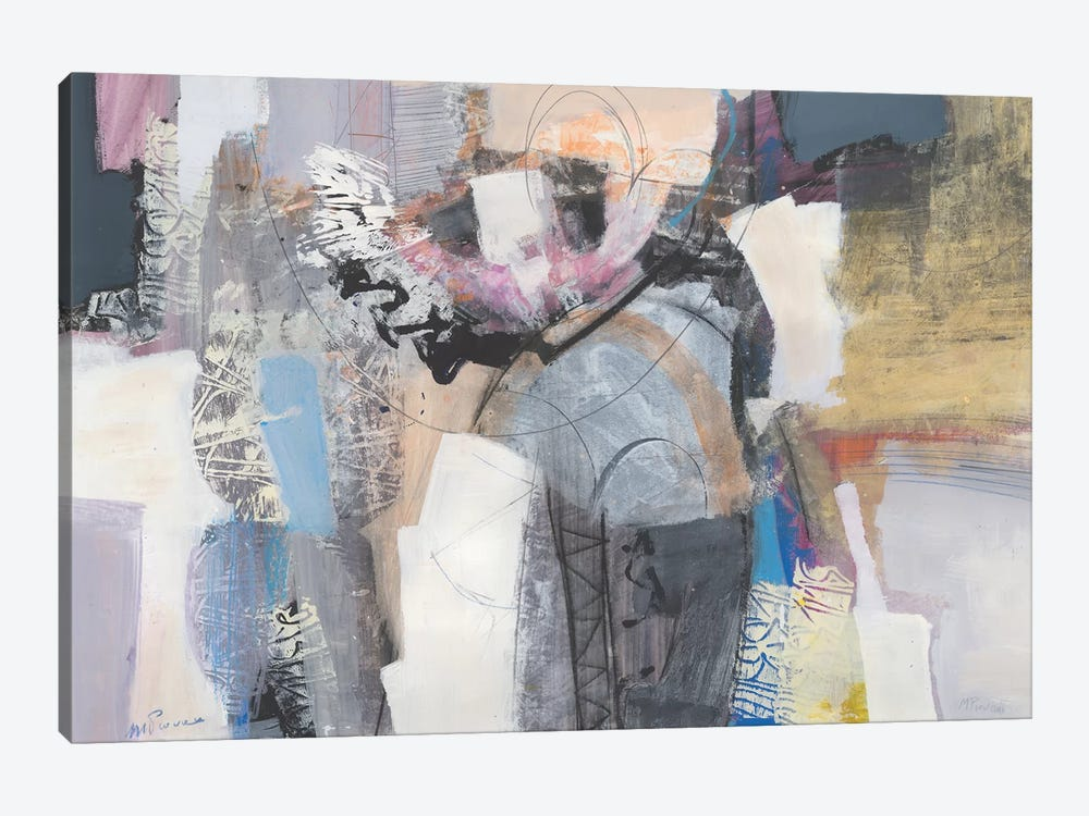 È OK by Maurizio Piovan 1-piece Canvas Art Print