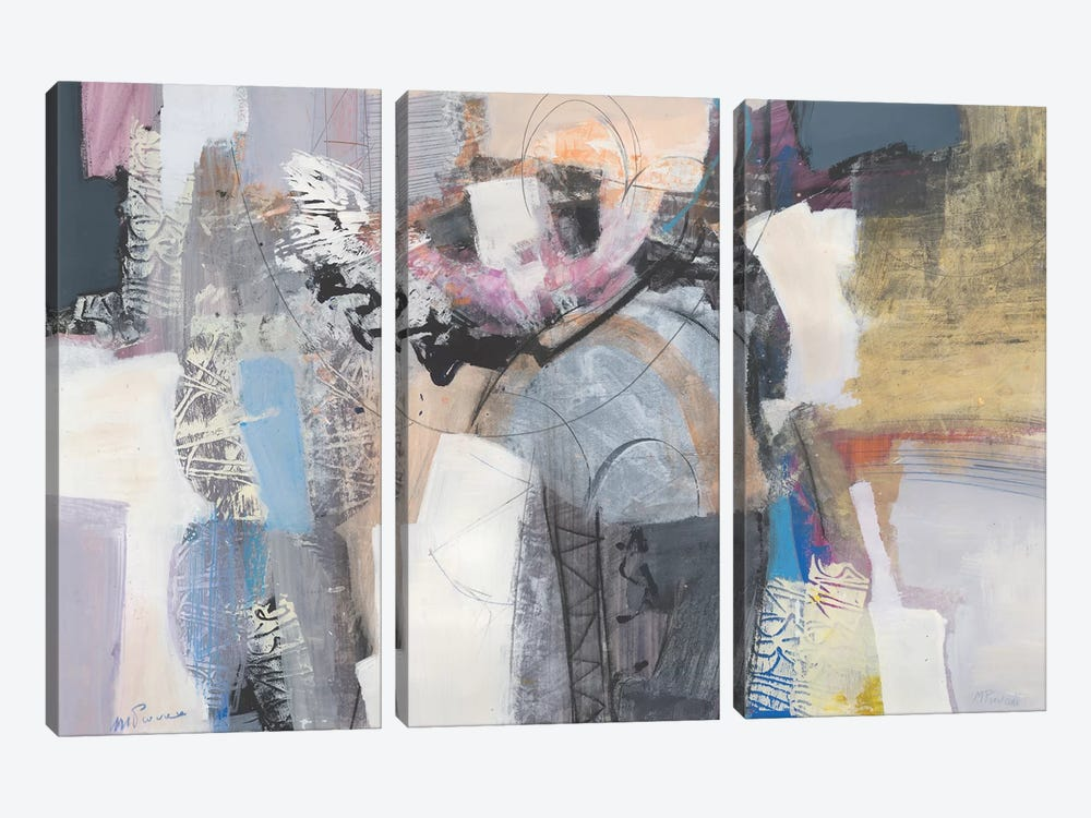 È OK by Maurizio Piovan 3-piece Art Print