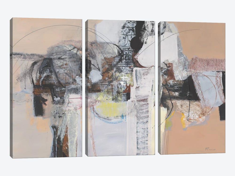 Un Caldo Giorno by Maurizio Piovan 3-piece Canvas Art