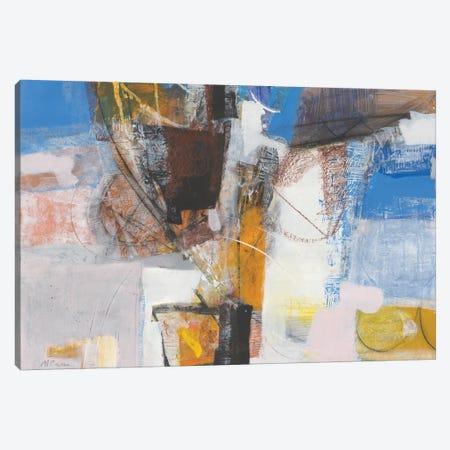 Vacanze 3-Piece Canvas #MPI5} by Maurizio Piovan Canvas Artwork