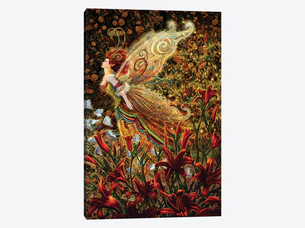 Lily by Myles Pinkney 1-piece Canvas Print
