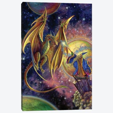 Magic Canvas Print #MPK13} by Myles Pinkney Art Print
