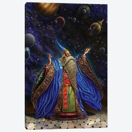 Planetarius Canvas Print #MPK16} by Myles Pinkney Canvas Artwork