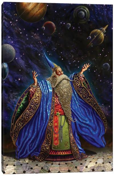 Planetarius Canvas Art Print