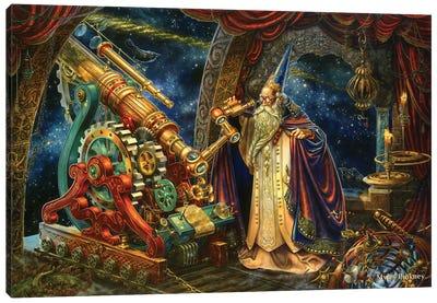 The Astronomer Canvas Art Print