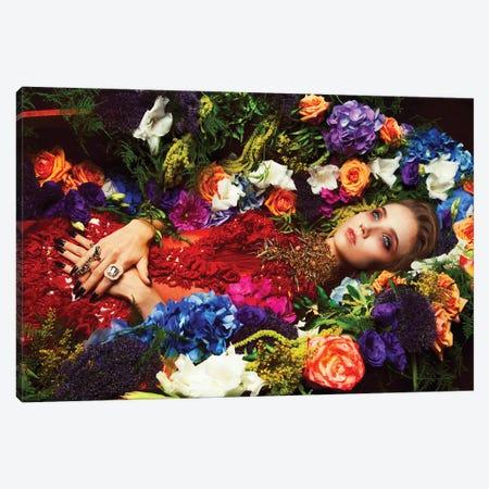 Floral Memoir Canvas Print #MPN17} by Aaron McPolin Art Print