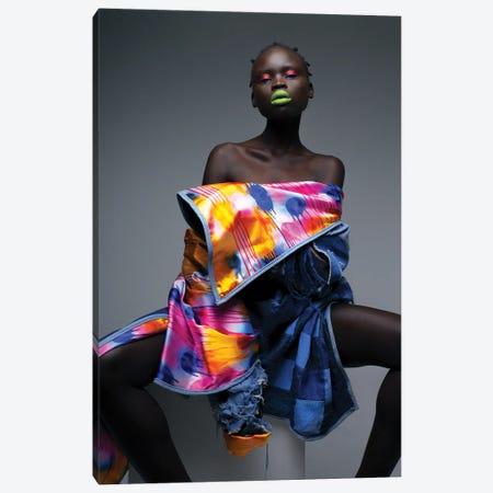 Tropical Canvas Print #MPN54} by Aaron McPolin Art Print