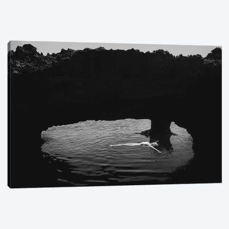 Under The Bridge Canvas Print #MPN57} by Aaron McPolin Art Print