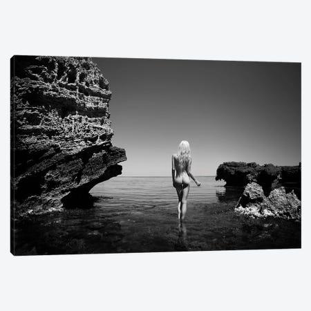 Walking On Water Canvas Print #MPN59} by Aaron McPolin Canvas Art