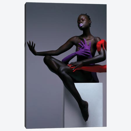 Warm Embrace Canvas Print #MPN60} by Aaron McPolin Canvas Art Print