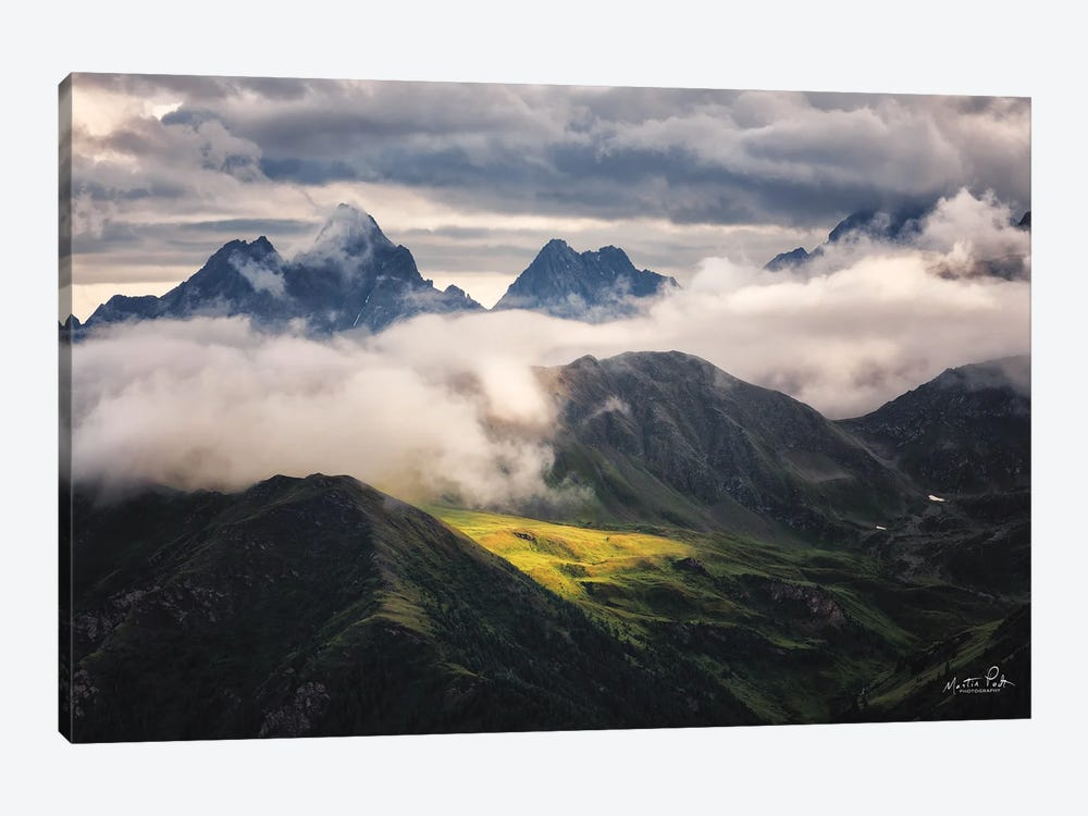 In The Spotlight I by Martin Podt 1-piece Canvas Art