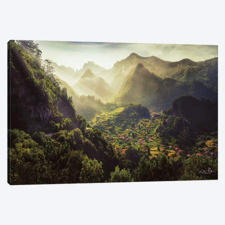 Land Of The Hobbits Canvas Print #MPO198} by Martin Podt Canvas Art Print