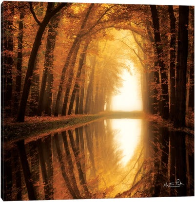 Lochem Reflections Canvas Art Print