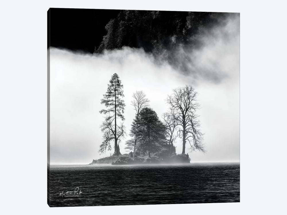 The Island by Martin Podt 1-piece Canvas Print