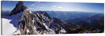 View from Dachstein Canvas Art Print