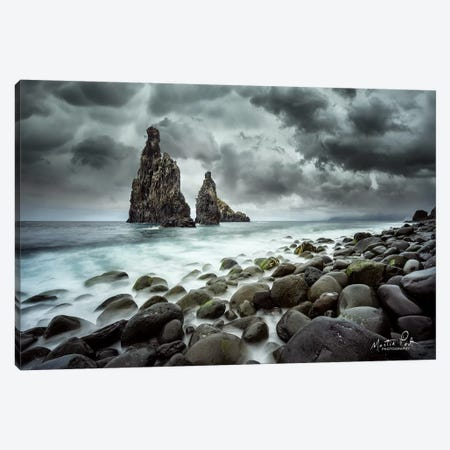 The Stones Canvas Print #MPO69} by Martin Podt Canvas Artwork