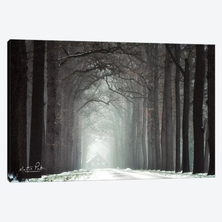 Haunted House Canvas Print #MPO76} by Martin Podt Canvas Artwork