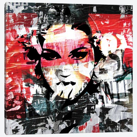 Madonna 2 Canvas Print #MPS26} by Morgan Paslier Art Print