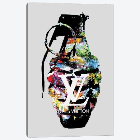 Louis Vuitton Grenade Canvas Print #MPS27} by Morgan Paslier Canvas Print