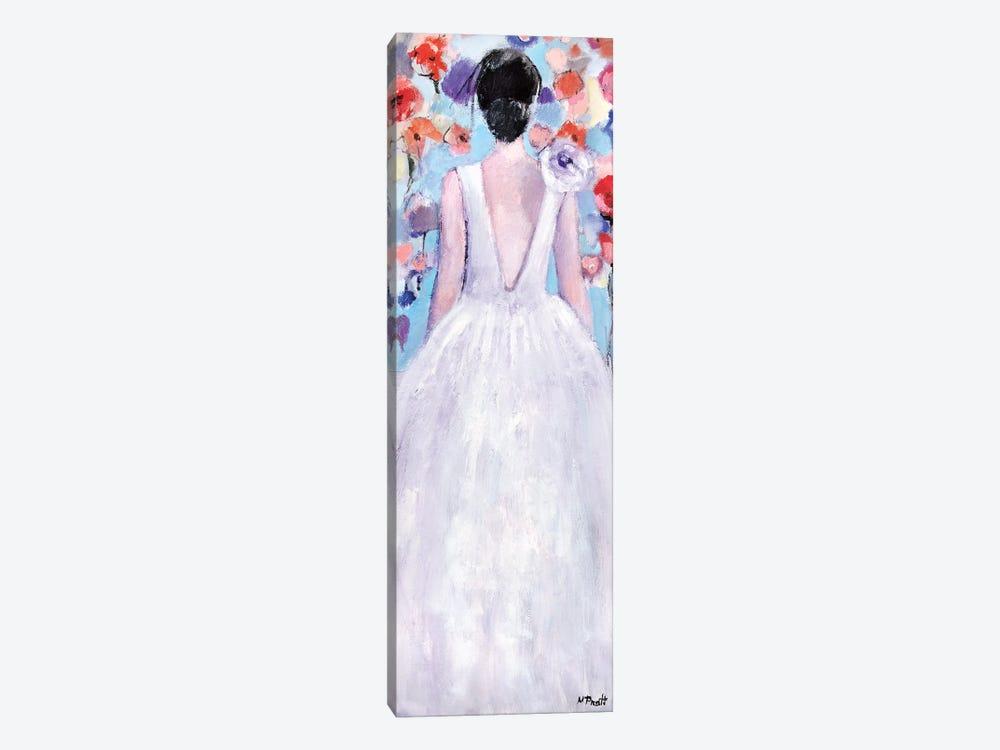Flowery by Mary Pratt 1-piece Canvas Art
