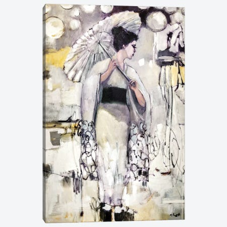 Geisha Atmosphere Canvas Print #MPT13} by Mary Pratt Canvas Wall Art