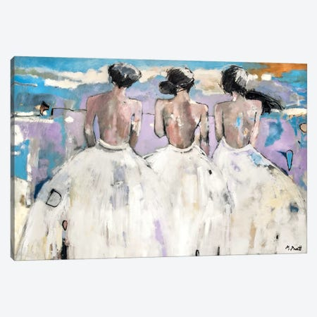 Ladies In Waiting Canvas Print #MPT17} by Mary Pratt Canvas Print