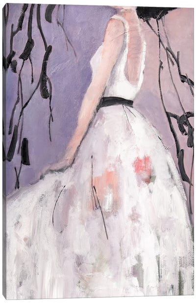 The Dress Canvas Art Print