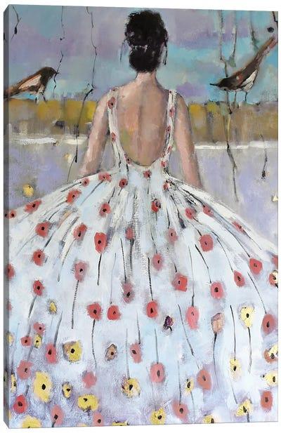 Toward Canvas Art Print
