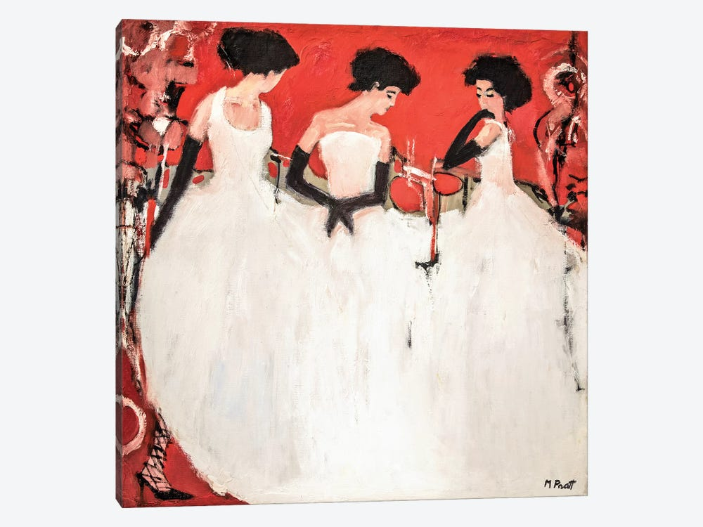 China Red by Mary Pratt 1-piece Art Print