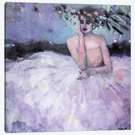 Dreaming In Crinoline Canvas Print #MPT7} by Mary Pratt Canvas Artwork