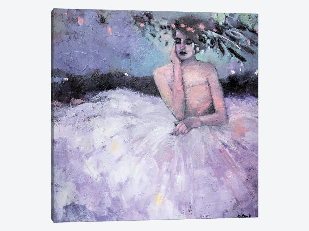 Dreaming In Crinoline by Mary Pratt 1-piece Canvas Artwork