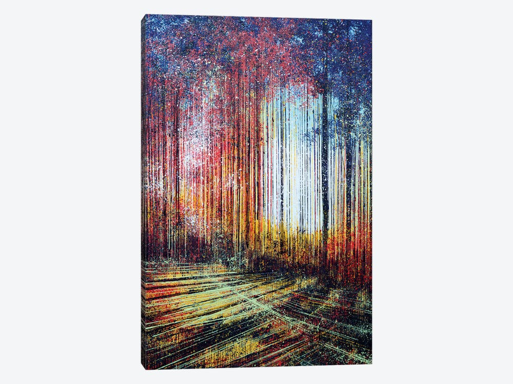 Sunlight Through The Trees by Marc Todd 1-piece Canvas Wall Art