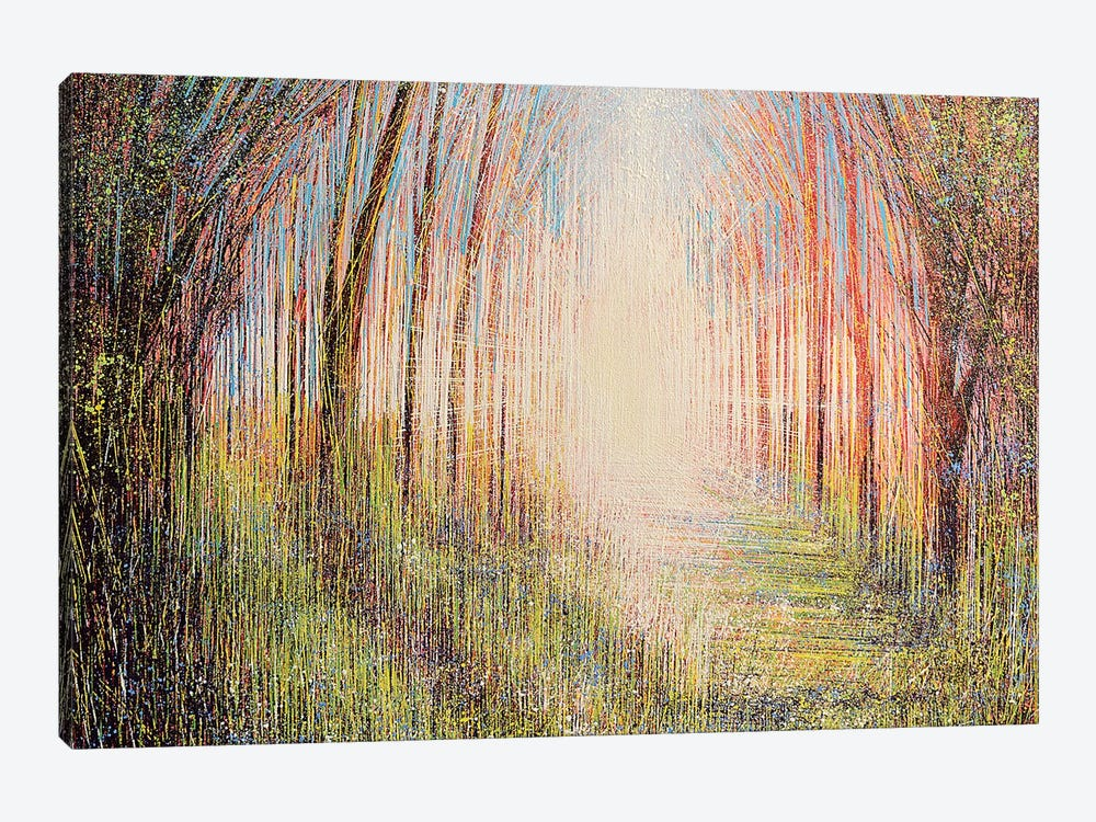 The Light Ahead by Marc Todd 1-piece Canvas Artwork