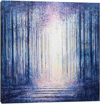 To Twilight Canvas Art Print
