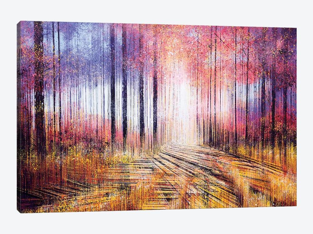 A Vintage Autumn by Marc Todd 1-piece Canvas Artwork