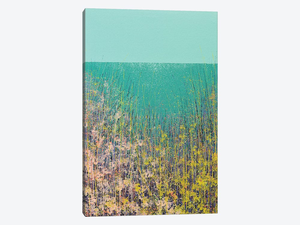 Wild Flower Meadow by Marc Todd 1-piece Art Print