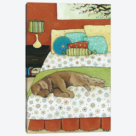 The Golden Nap Canvas Print #MRH100} by Jamie Morath Canvas Print