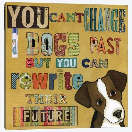 Their Future Canvas Print #MRH103} by Jamie Morath Canvas Print