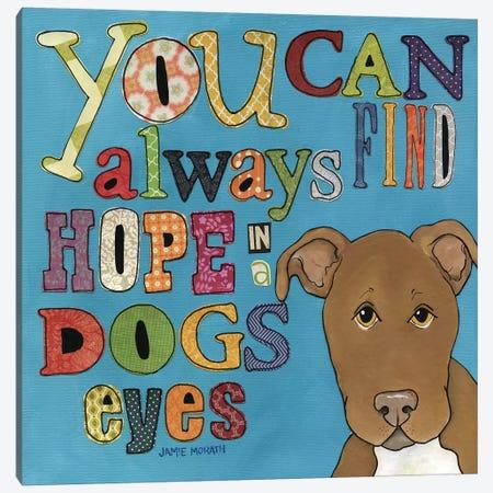 Find Hope Canvas Print #MRH346} by Jamie Morath Canvas Art