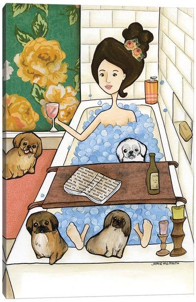 Everyday Moments Canvas Art Print