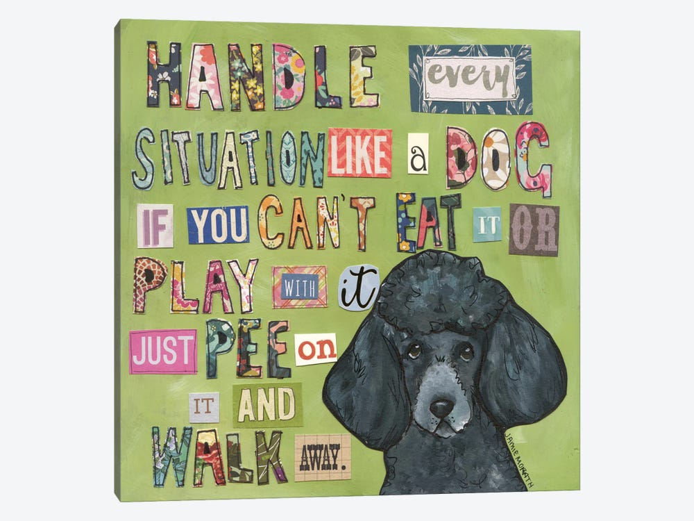 Every Situation by Jamie Morath 1-piece Canvas Art