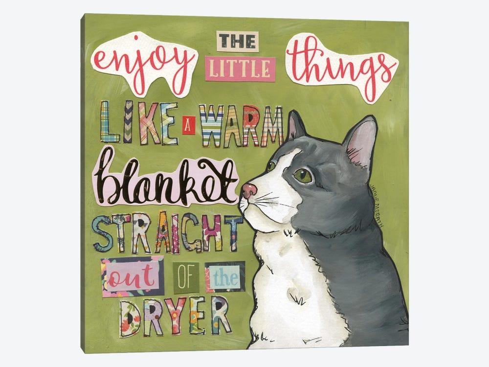 Warm Blanket by Jamie Morath 1-piece Canvas Art Print