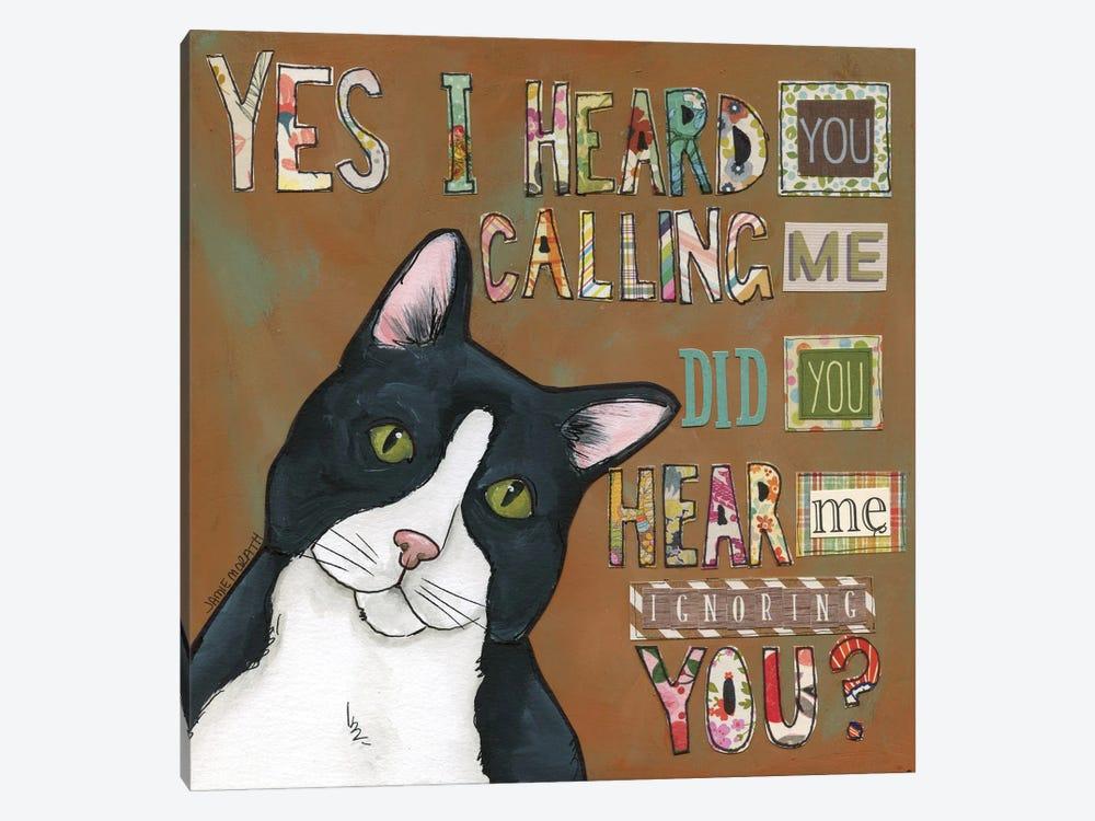 I Hear You by Jamie Morath 1-piece Canvas Wall Art