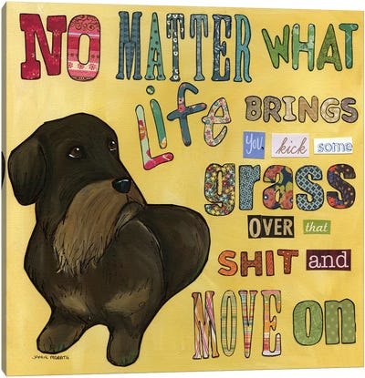 No Matter What Canvas Art Print