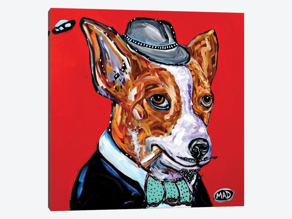 Jack by MADdog Art Gallery 1-piece Canvas Artwork