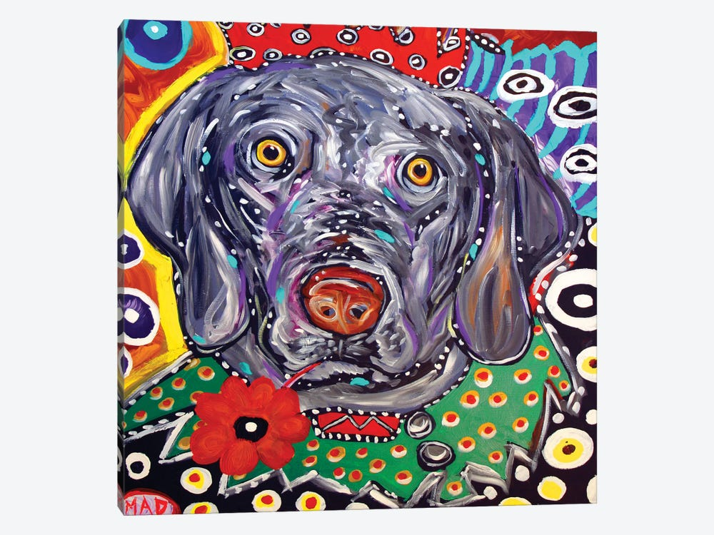 Jester by MADdog Art Gallery 1-piece Canvas Artwork