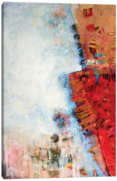 Everything Changes Canvas Art Print